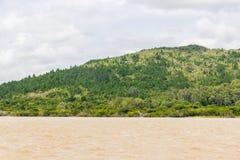 Guaiba jeziora krajobraz zdjęcie royalty free