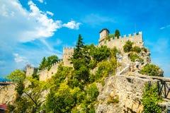 Guaitavesting, San Marino Stock Foto