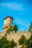 Guaitavesting, San Marino Stock Afbeelding