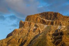 Guajara mountain peak. El Teide national park, Tenerife island, Canaries, Spain Stock Images