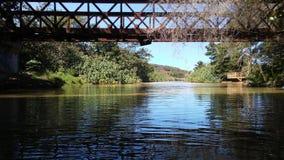 Guajataca河 库存照片