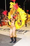 Gualeguaychu 2008 del carnaval Imágenes de archivo libres de regalías