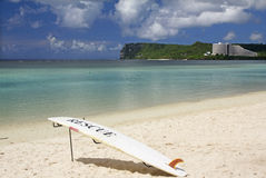 Guam Beach Rescue Stock Photography