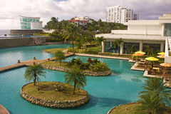 Guam Resort stock photography