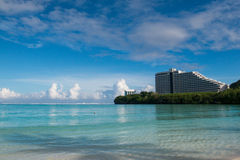 Guam Tropics Royalty Free Stock Images