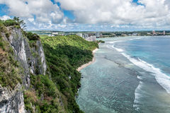 Guam Tropics Royalty Free Stock Photography