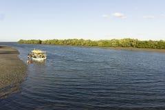 Guamare, RN, Бразилия стоковое фото