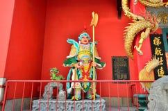 Guan Di-tempel, Kuala Lumpur Royalty-vrije Stock Fotografie