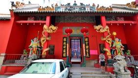 Guan Di temple, Kuala Lumpur Stock Photos