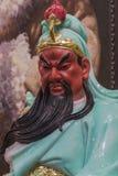 Guan Gong como Foto de archivo libre de regalías
