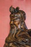 Guan Gong como Fotos de archivo