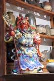 Guan Gong,or Guan Yu culture,China Royalty Free Stock Photos