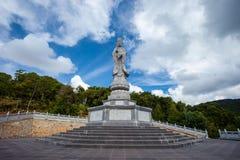 Guan Im statua Belitong Obrazy Royalty Free