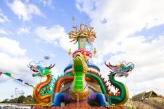 guan ręk dziesięć tysięcy yin Zdjęcia Royalty Free