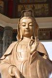 guan statyyin arkivbild