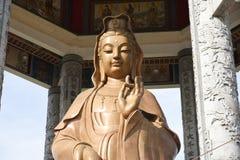 guan statyyin arkivfoto