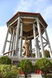 guan statyyin arkivfoton