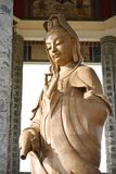 guan statyyin royaltyfria bilder