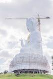 Guan Yin är gudinnan av förskoning Royaltyfri Foto