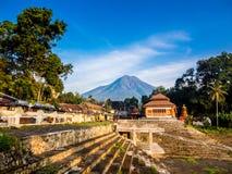 Guan Yin świątynia na górze Kawi, Indonezja Zdjęcia Stock