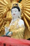 guan yin статуи Стоковая Фотография RF