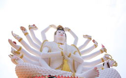 Guan Yin Stockfotos