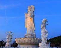 Guan Yin Стоковое Изображение