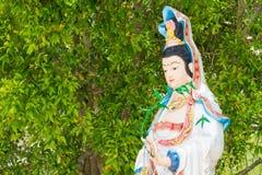 Guan yin Royalty-vrije Stock Afbeelding