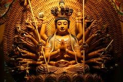 Guan Yin Imagem de Stock