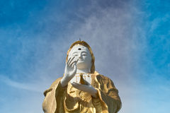 Guan Yin Stock Photo