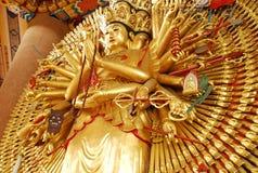 Guan Yin Bodhisattva στοκ εικόνες με δικαίωμα ελεύθερης χρήσης