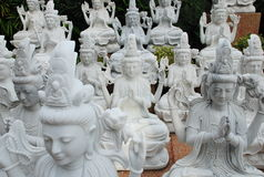 Guan Yin Bodhisattva στοκ εικόνα