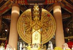Guan Yin Bodhisattva Stock Photos