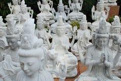 Guan Yin Bodhisattva Stock Image