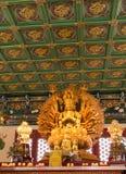 Guan Yin Buddha Royaltyfri Foto