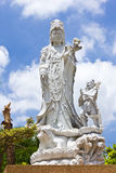 The guan yin Buddha Statue Stock Image
