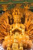 Guan Yin Buddha Stock Photo