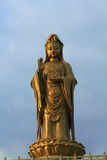 GUAN YIN-BUDDHISMUS Stockbild