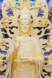 Guan Yin Chinese God Stockfotos