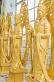 Guan Yin Chinese God Royalty Free Stock Image