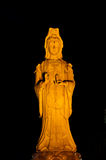 Guan Yin Image, Goddess of Mercy. Thailand Royalty Free Stock Photo