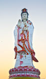 Guan Yin Image (Goddess of Mercy) in Thailand Stock Photography