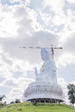 Guan Yin ist die Göttin der Gnade Lizenzfreies Stockbild