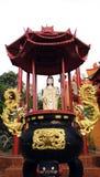 Guan Yin o deus do buddhism Imagens de Stock Royalty Free