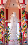 Guan Yin' s Chinese shrine Royalty Free Stock Photography