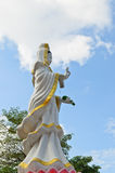 Guan-Yin statue Stock Photos