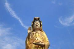 Guan Yin-Statue Lizenzfreies Stockfoto