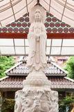 Guan-yin statue in Bangkok Thailand Royalty Free Stock Image