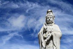 Guan Yin statue Stock Image