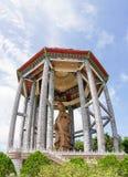 Guan Yin statue. In Kek Lok Si temple in Georgetown on Penang island Malaysia Stock Image